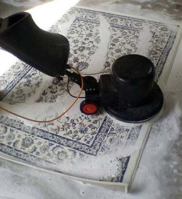 Commercial Carpet Cleaning , Cuci Karpet Pejabat
